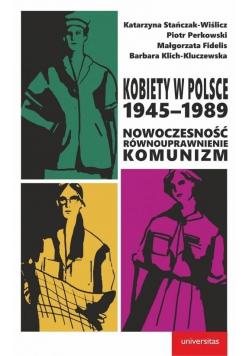 Kobiety w Polsce, 1945-1989