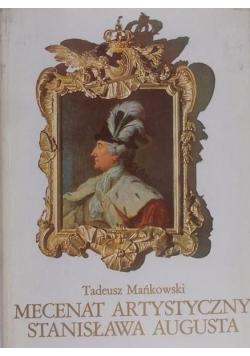 Mecenat artystyczny Stanisława Augusta
