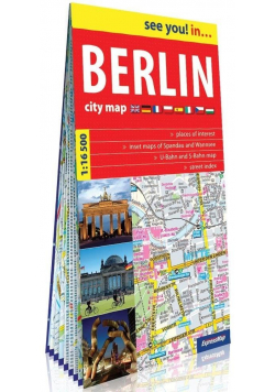 See you in... Berlin 1:16 500 plan miasta