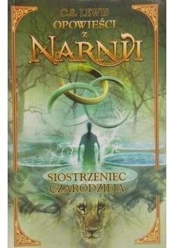 Opowieści z Narnii Siostrzeniec czarodzieja