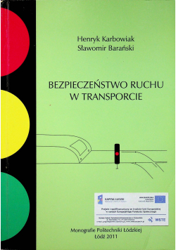 Bezpieczeństwo ruchu w transporcie
