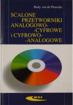 Scalone Przetworniki Analogowo Cyfrowe i Cyfrowo Analogowe