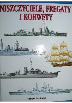 Niszczyciele fregaty i korwety