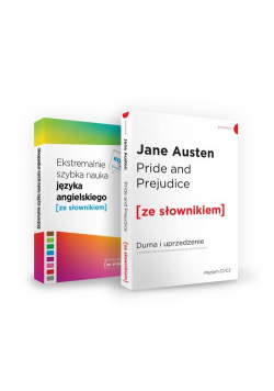 Pride and Prejudice / Ekstremalnie szybka nauka języka angielskiego