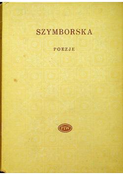 Szymborska Poezje