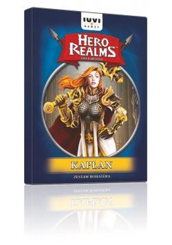 Hero Realms: Zestaw Bohatera Kapłan IUVI Games