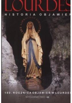 Lourdes Historia objawień