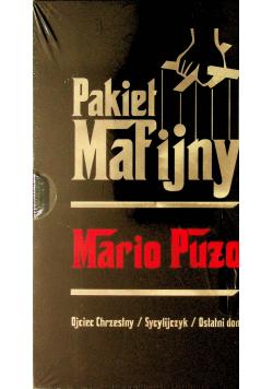 Pakiet mafijny 3 książki