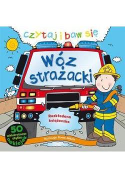 Czytaj i baw się. Wóz strażacki