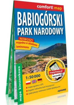 Comfort!map Babiogórski Park Narodowy 1:50 000