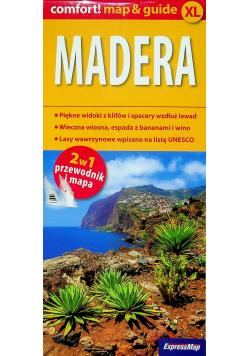 Madera comfort  2w1 przewodnik i mapa