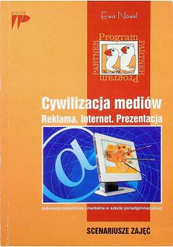 Cywilizacja mediów Reklama Internet Prezentacja Scenariusze zajęć
