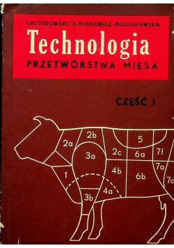 Technologia przetwórstwa mięsa część I