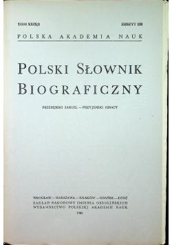 Polski słownik biograficzny