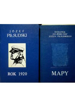 Rok 1920 / Dodatek do  Roku 1920 Mapy