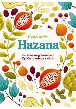 Hazana kuchnia wegetariańska Żydów z całego świata