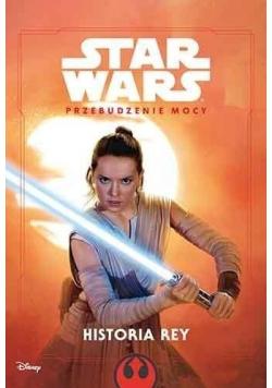 Star Wars Przebudzenie Mocy Historia Rey
