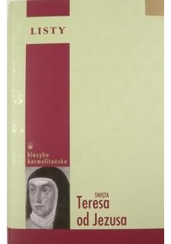 Teresa od Jezusa Listy