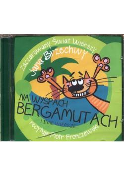 Na Wyspach Bergamutach i inne wiersze audiobook NOWA