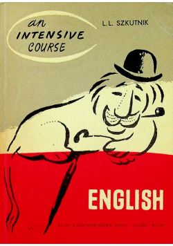 An intensive course English