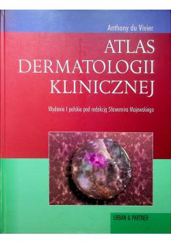 Atlas dermatologii klinicznej