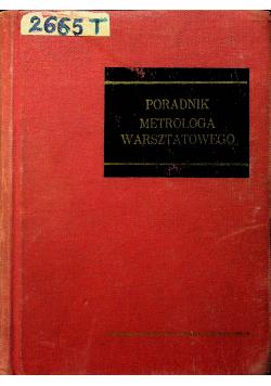 Poradnik Metrologa Warsztatowego