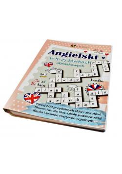 Angielski w krzyżówkach obrazkowych CREATIVO