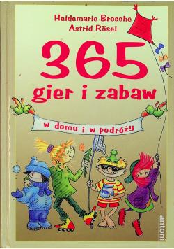 365 gier i zabaw