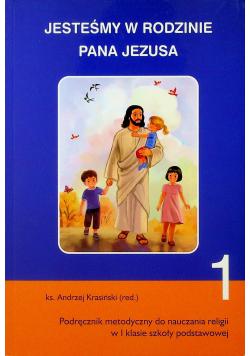 Jesteśmy w rodzinie Pana Jezusa 1
