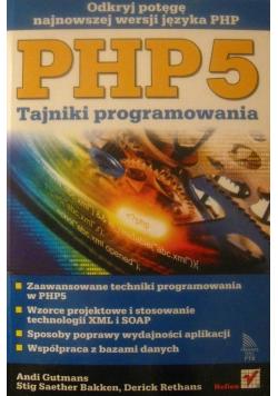 PHP 5 Tajniki programowania