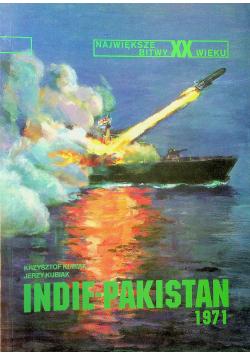 Największe bitwy XX wieku Indie Pakistan 1971 Tom 27