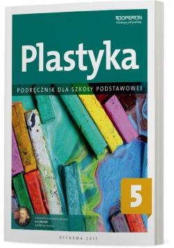 Plastyka SP 5 Podręcznik OPERON