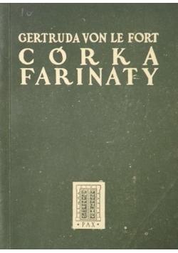 Córka Farinaty