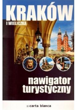 Kraków i Wieliczka Nawigator turystyczny