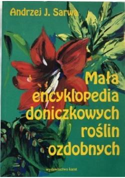 Mała encyklopedia doniczkowych roślin ozdobnych