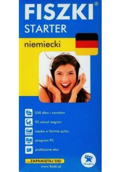 Fiszki język niemiecki Starter Poziom podstawowy