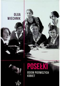 Posełki Osiem pierwszych kobiet