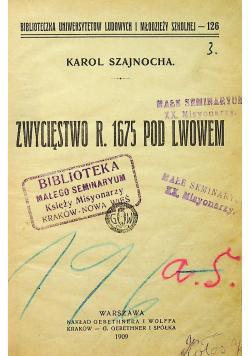 Zwycięstwo R 1675 pod Lwowem 1909 r.