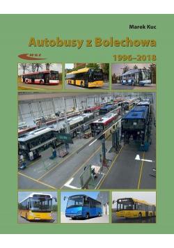 Autobusy z Bolechowa 1996-2018. Neoplan, Solaris