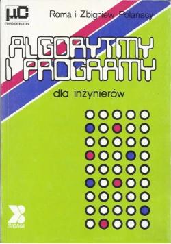 Algorytmy i programy dla inżynierów