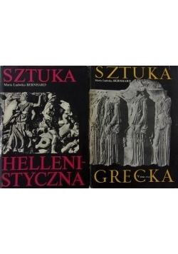 Sztuka Hellenistyczna / Sztuka Grecka