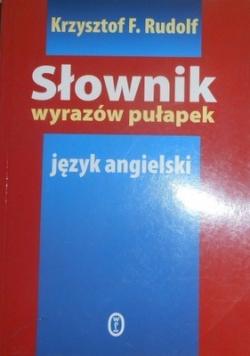 Słownik wyrazów pułapek język angielski