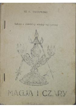 Magja i czary 1926 r.