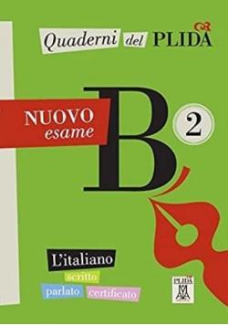 Quaderni del Plida Nuovo B2 + audio online