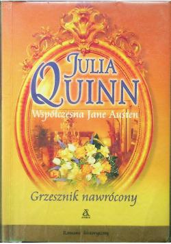 Współczesna Jane Austen Grzesznik nawrócony