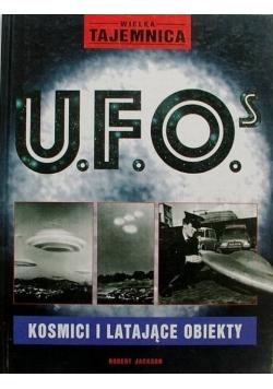 U F O s Kosmici i latające obiekty
