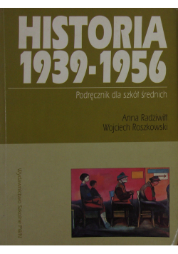 Historia 1939  1956
