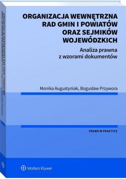 Organizacja wewnętrzna rad gmin i powiatów...