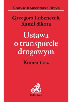 Ustawa o transporcie drogowym Komentarz