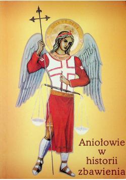 Aniołowie w historii zbawienia
